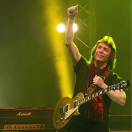 Steve Hackett</br>ACOLYTE to WOLFLIGHT with GENESIS REVISITED The Total Experience