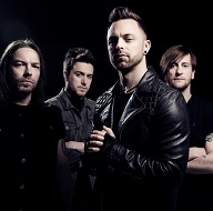 Bullet For My Valentine <p> with support from While She Sleeps & Coldrain