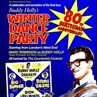 Buddy Holly's Winter Dance Party